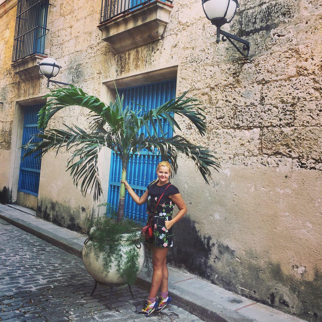 на Кубе
