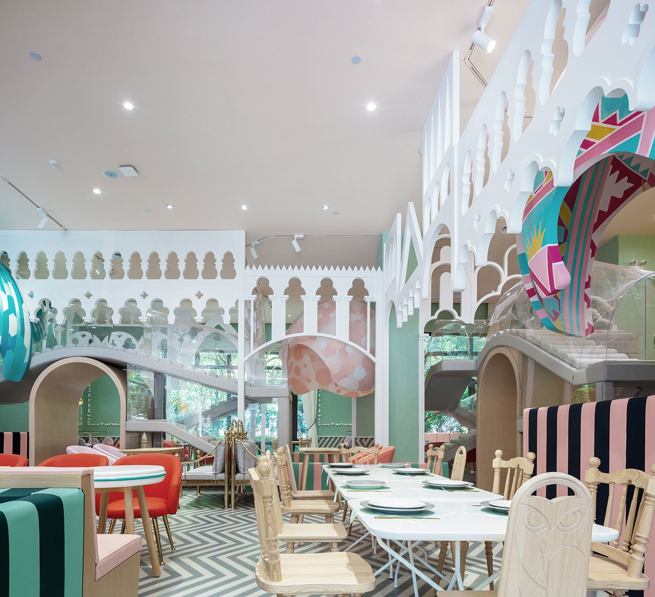 детский ресторан