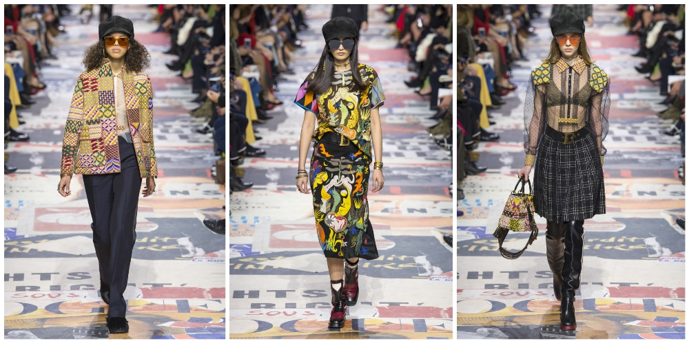 Dior FW'18-19 показ