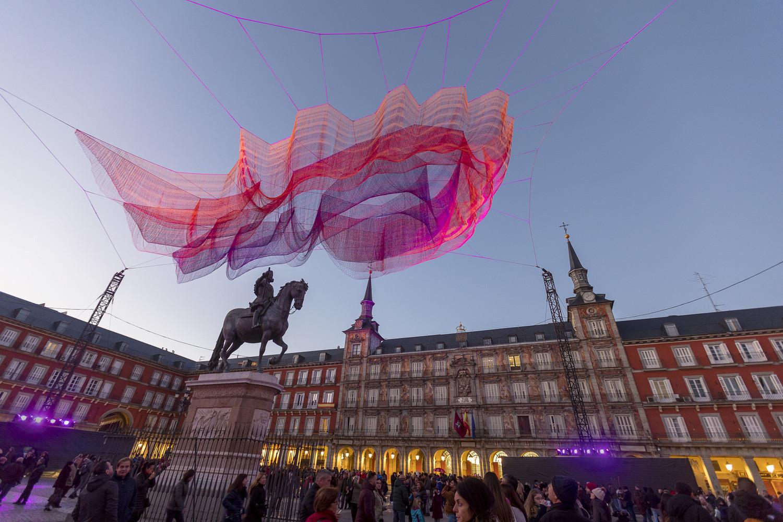 скульптура облако