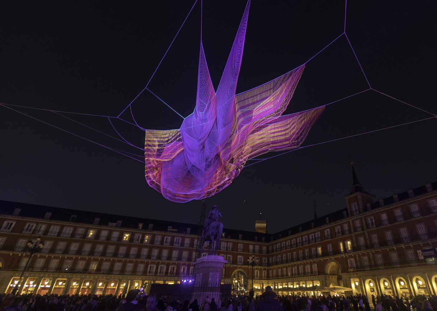 скульптура Мадрид