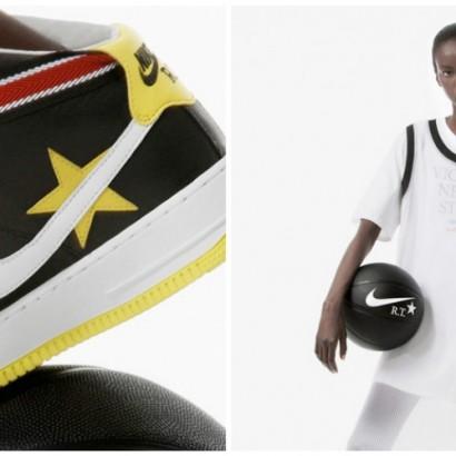 Риккардо Тиши и Nike