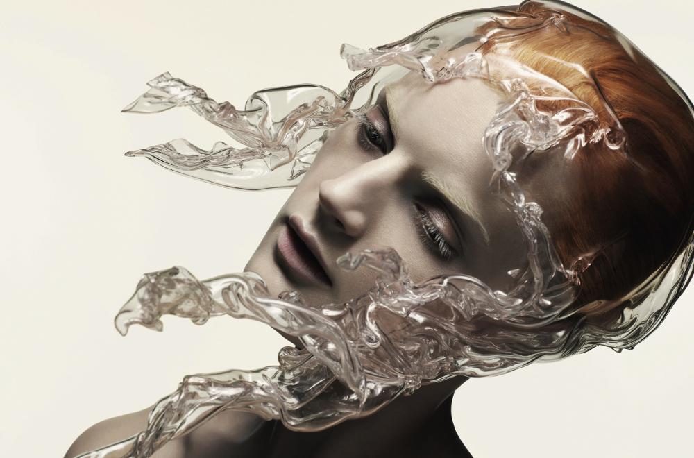 Solve-Sundsbo-Guinevere-van-Seenus-stylist-Cathy-Edwards-hair-Samantha-Hillberby-makeup-Karina-Woodruff-headpiece-Stephen-Jones