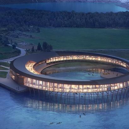 отель за полярным кругом