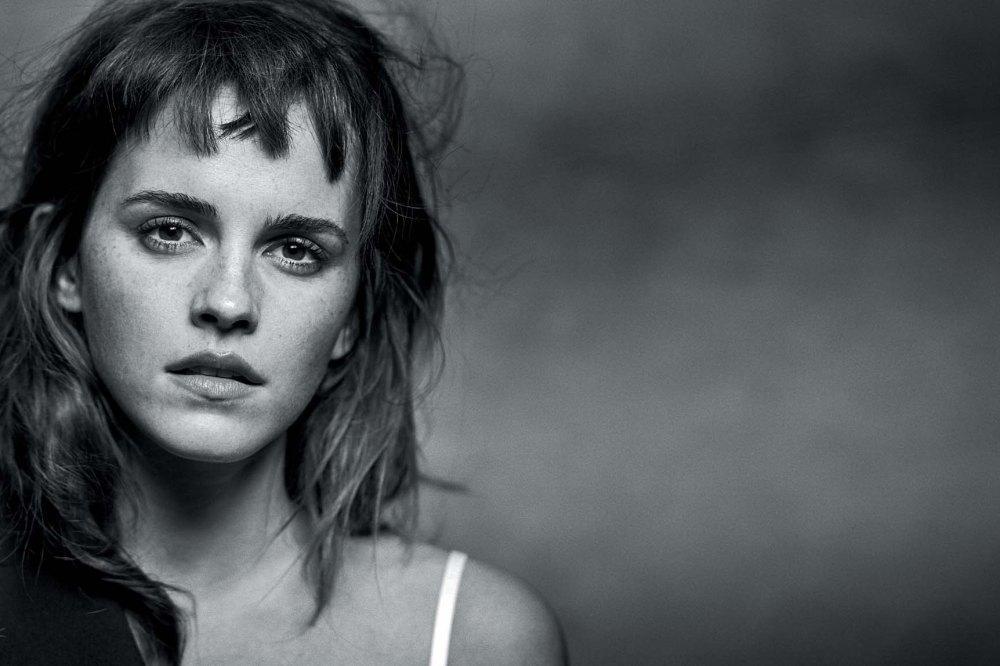 Эмма Уотсон Vogue Australia