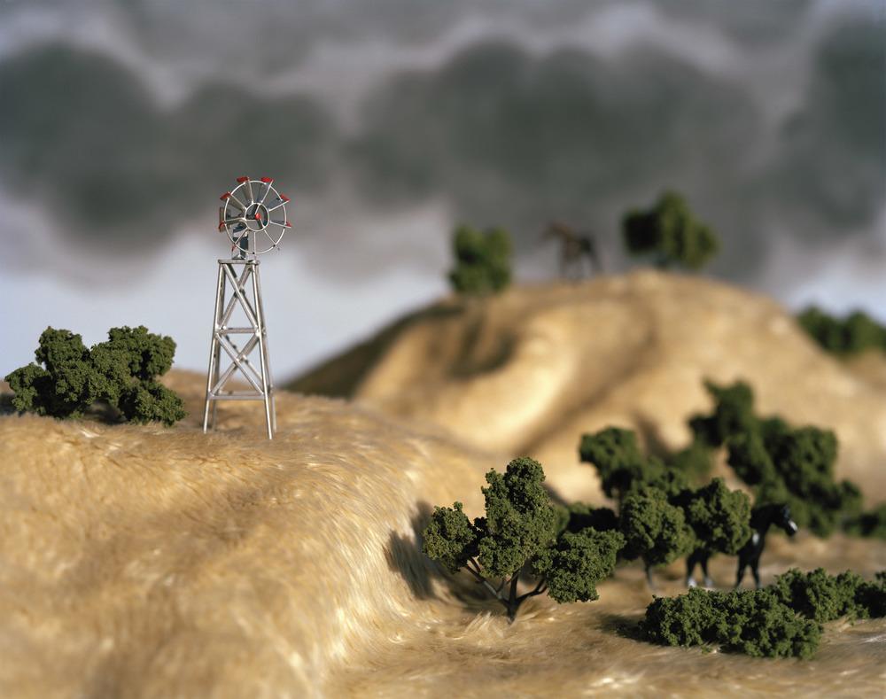 Дикий Запад в миниатюре