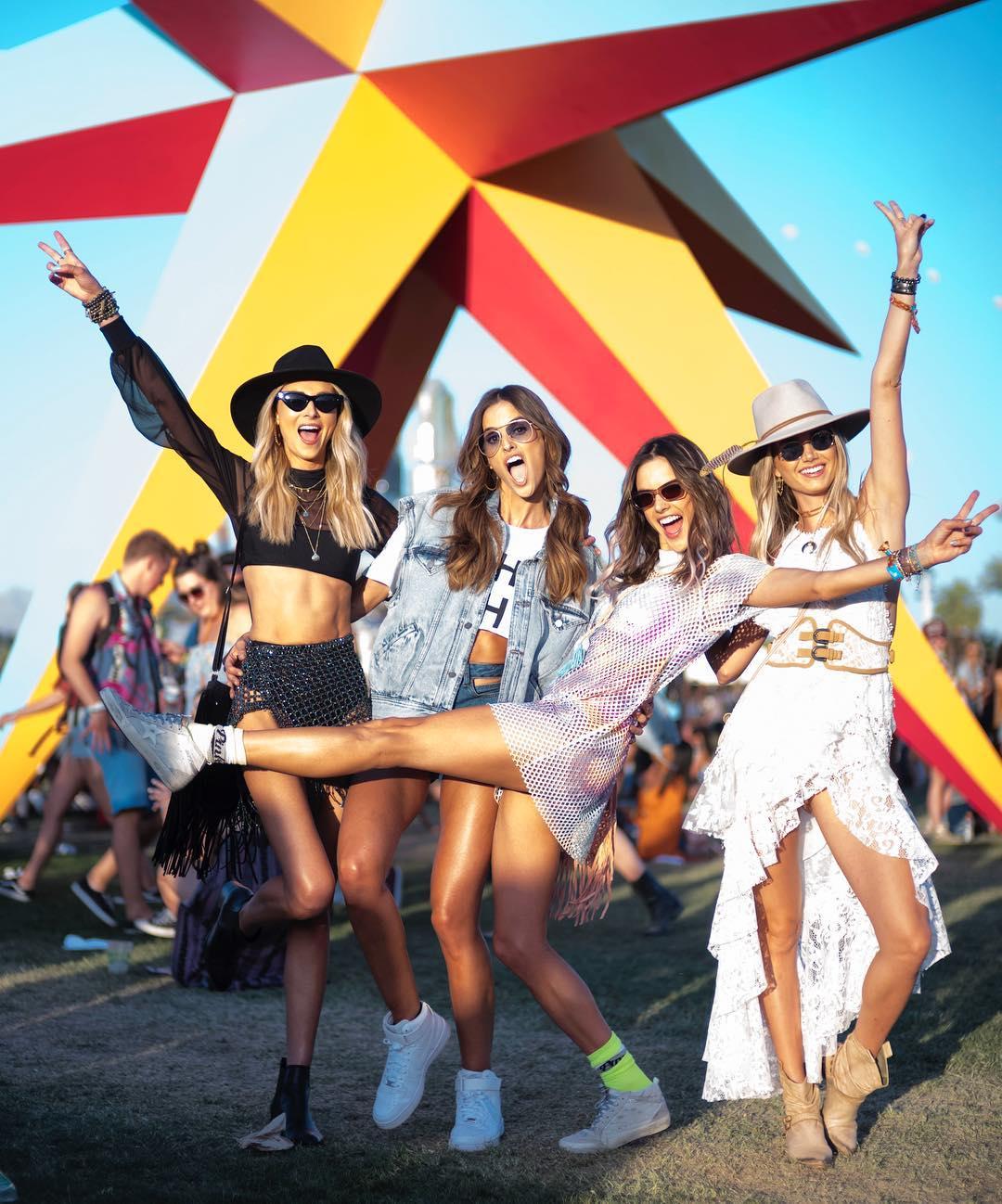 Coachella фестиваль