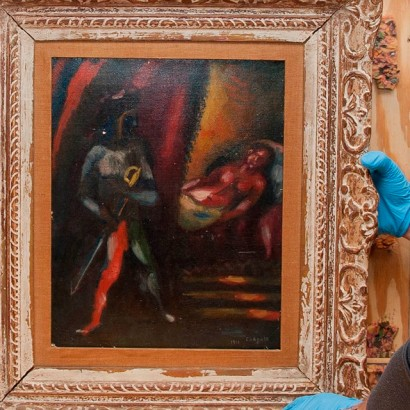 картина Шагала