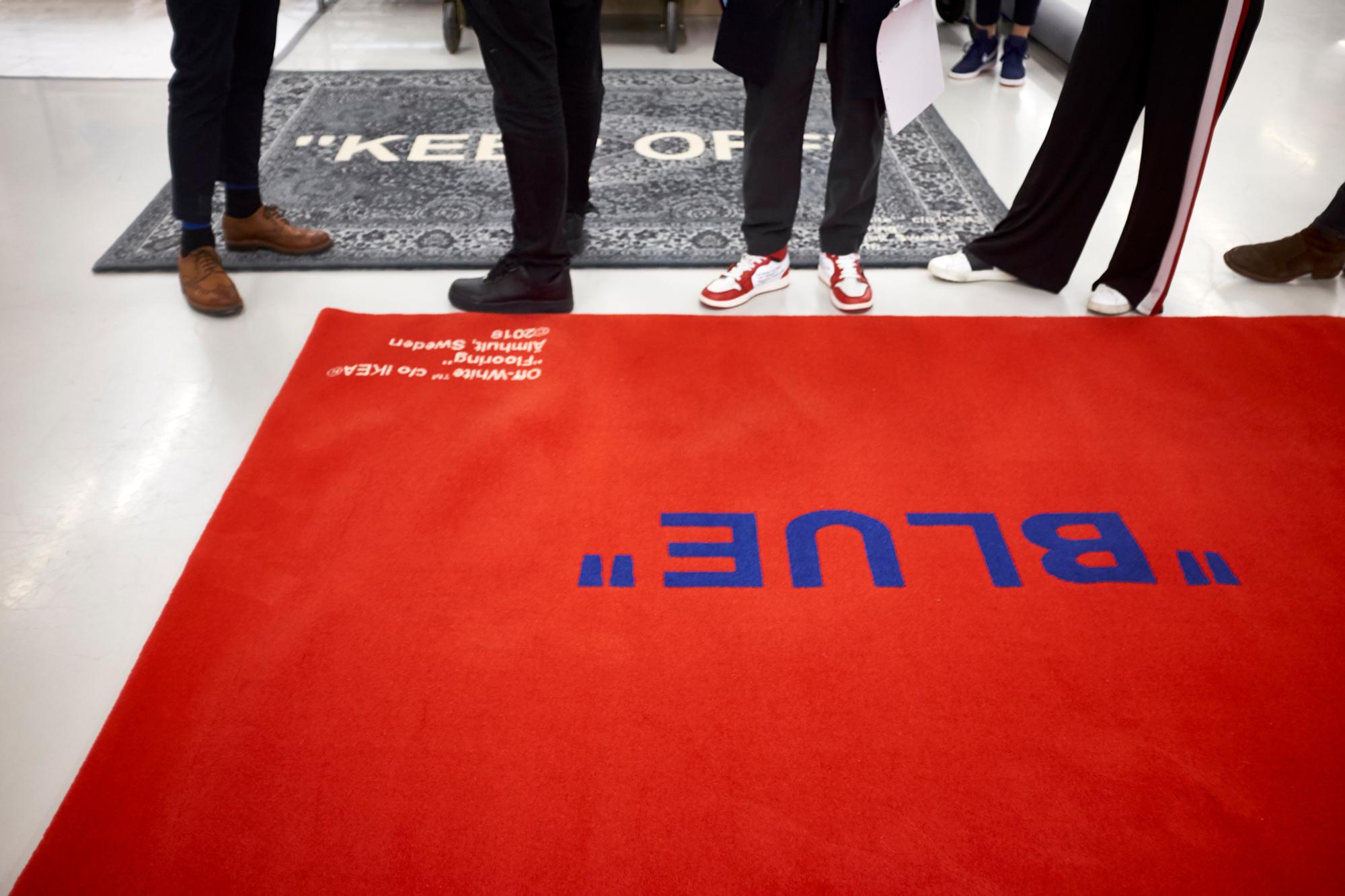 Вирджил Абло и IKEA