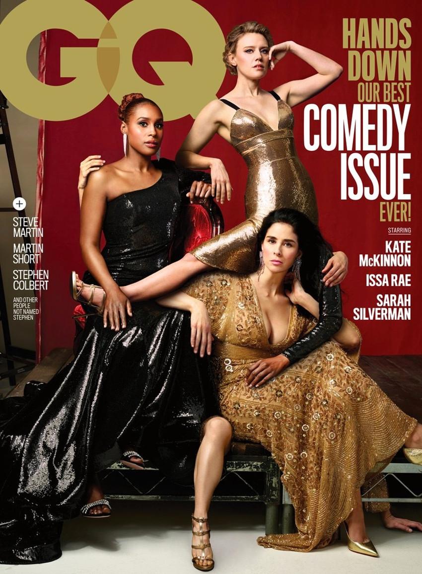 GQ comedy
