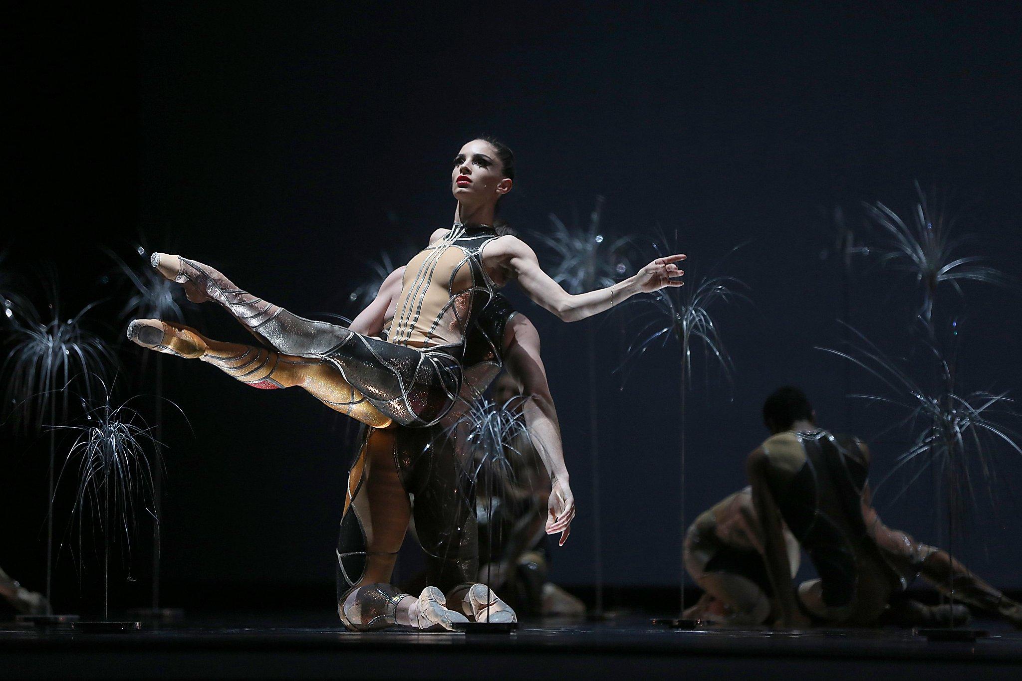 Балет Björk