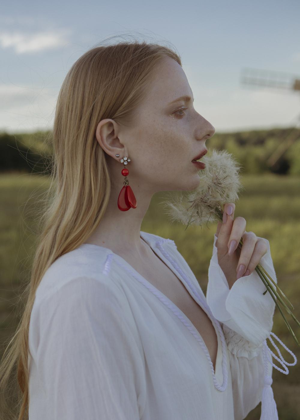 VIKA ADAMSKAYA fashion story