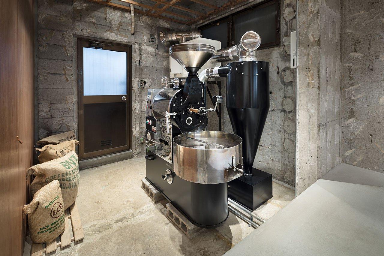 кафе в стиле лофт