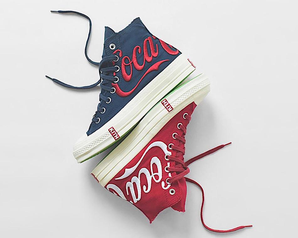 Converse & Coca-Cola