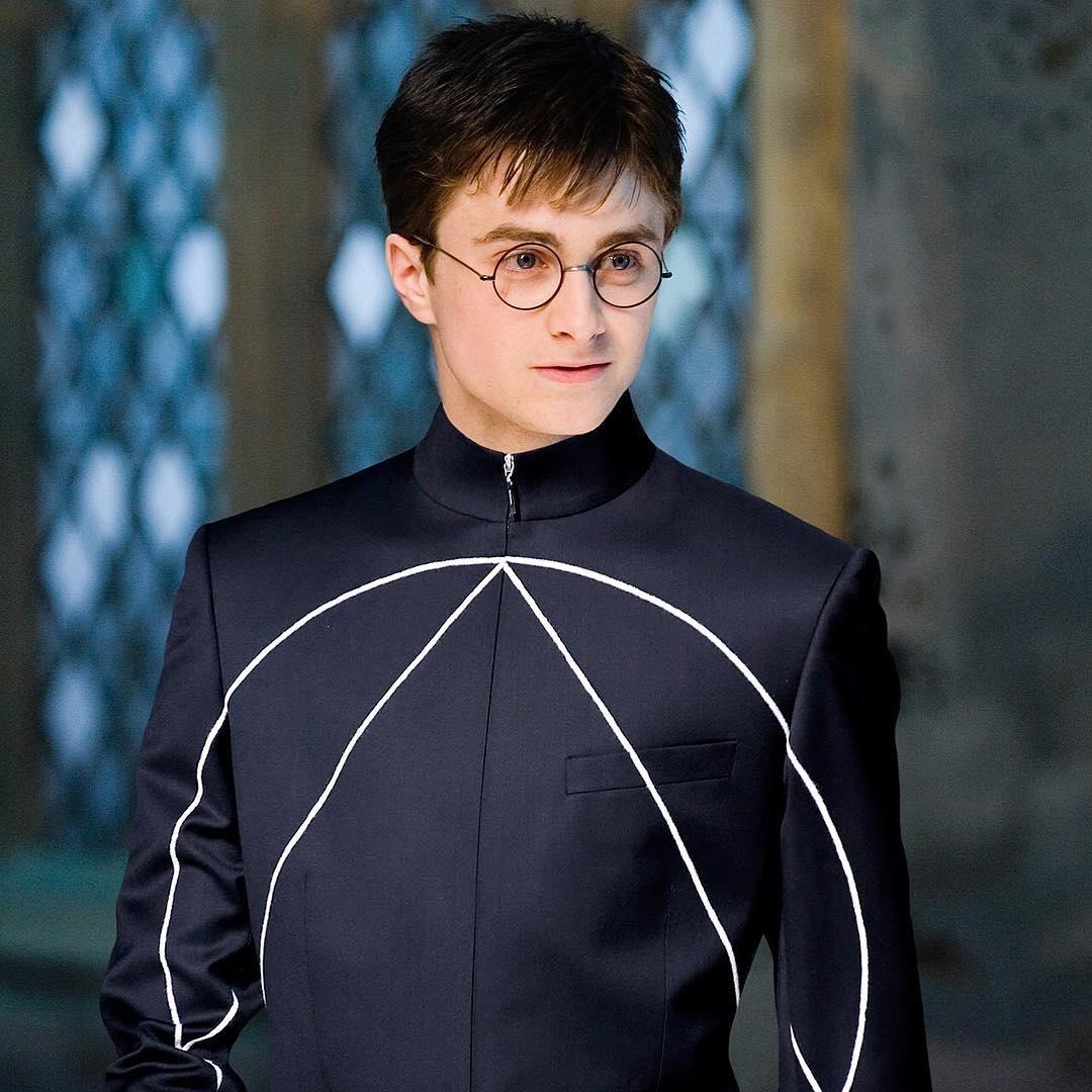 gryffindior Гарри Поттер