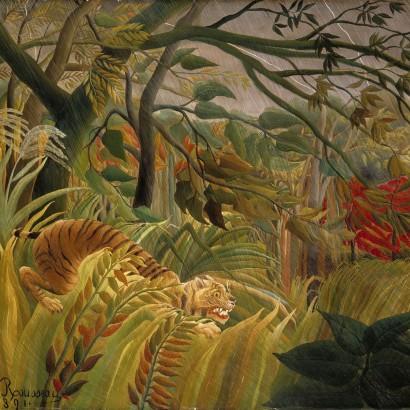 Нападение в джунглях