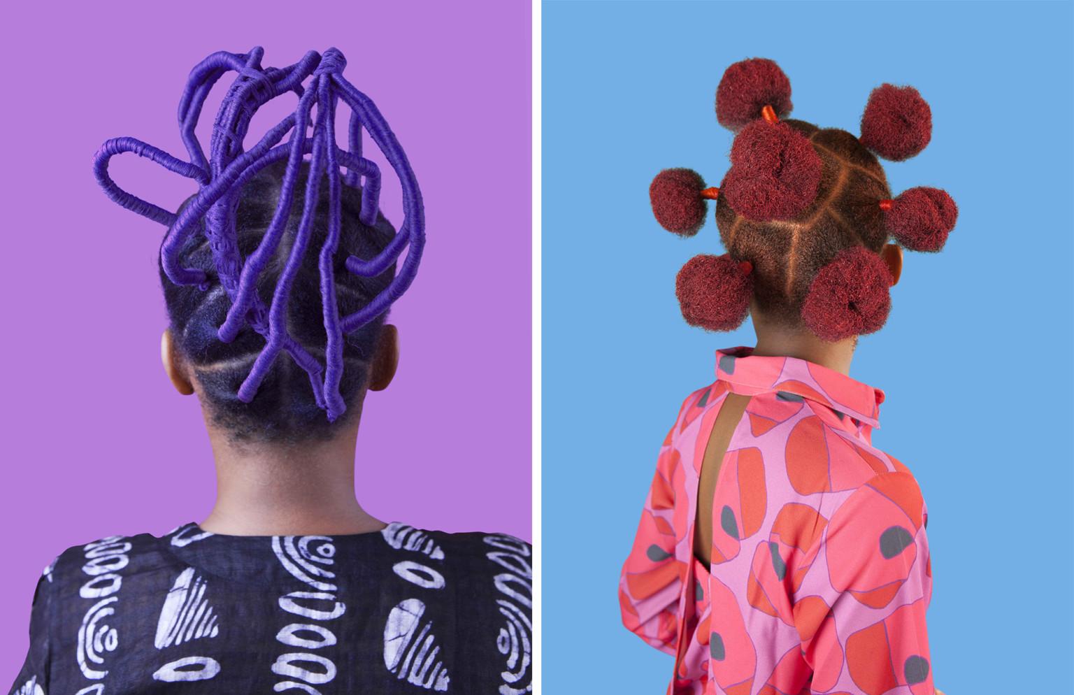 культура причёсок