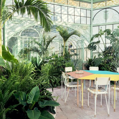 сады и интерьер