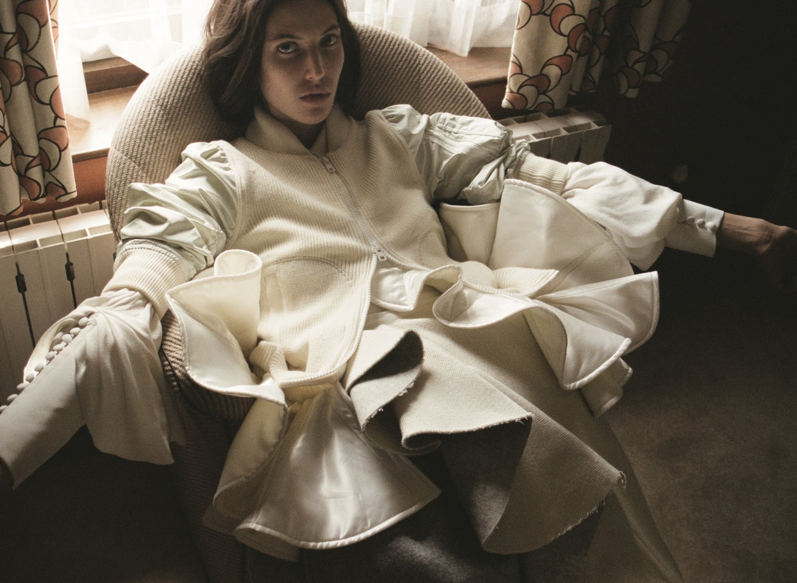 Ruby Aldridge by Lina Scheynius (Melancholia - Vogue Turkey November 2012) 4