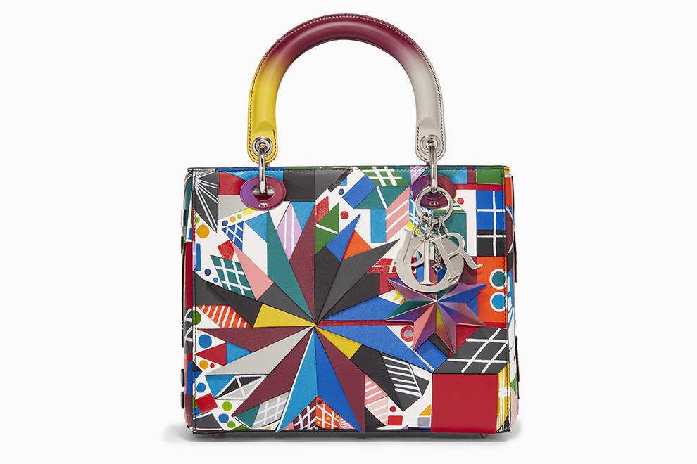 Dior Lady art bag