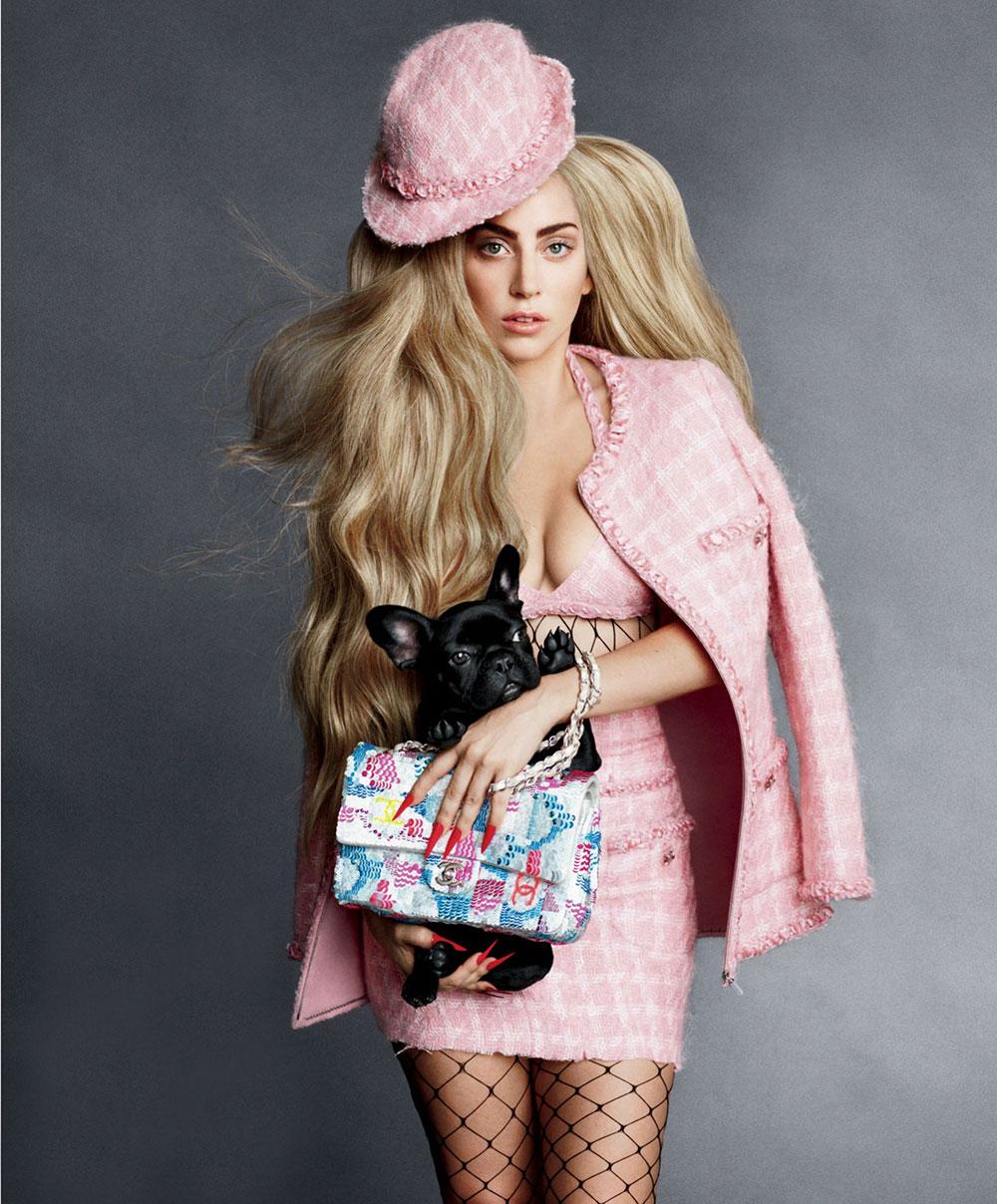 LADY GAGA for Harper's Bazaar Magazine