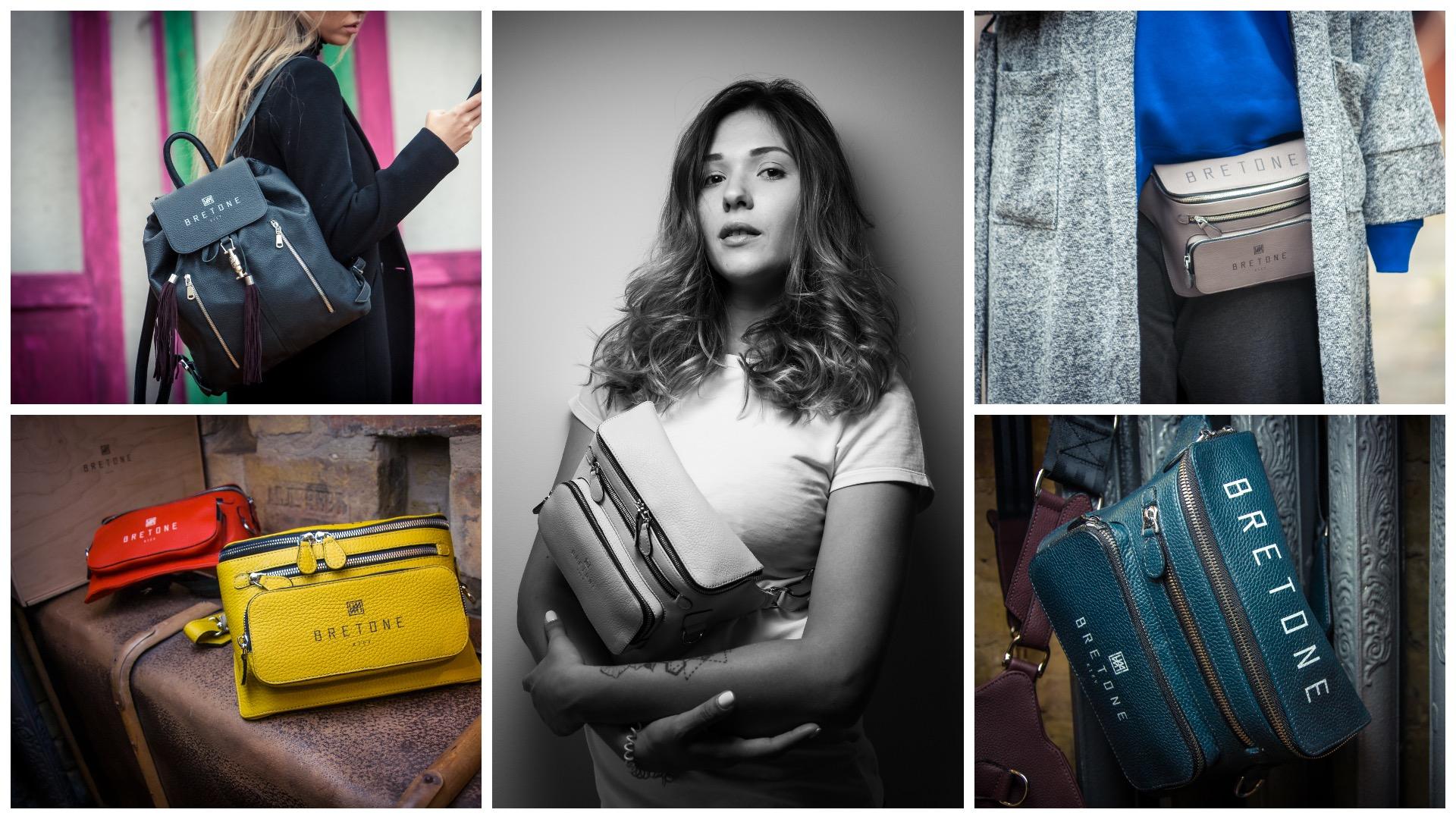 ed118ca86263 bretone, поясные сумки, сумки украина, бретон, кожаные рюкзаки
