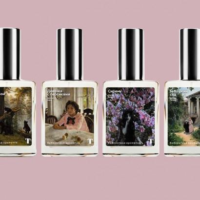 ароматы по мотивам картин