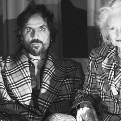 Vivienne Westwood & Burberry