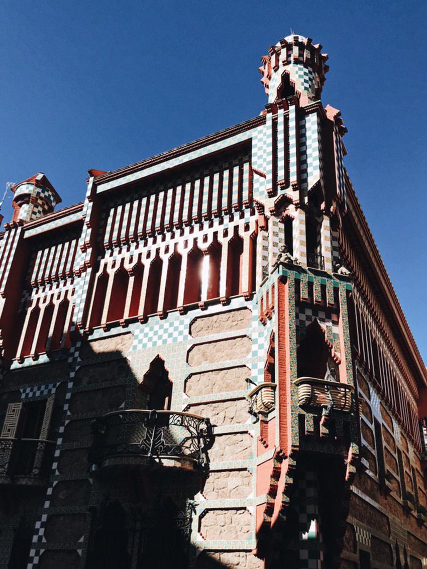 Барселона 10