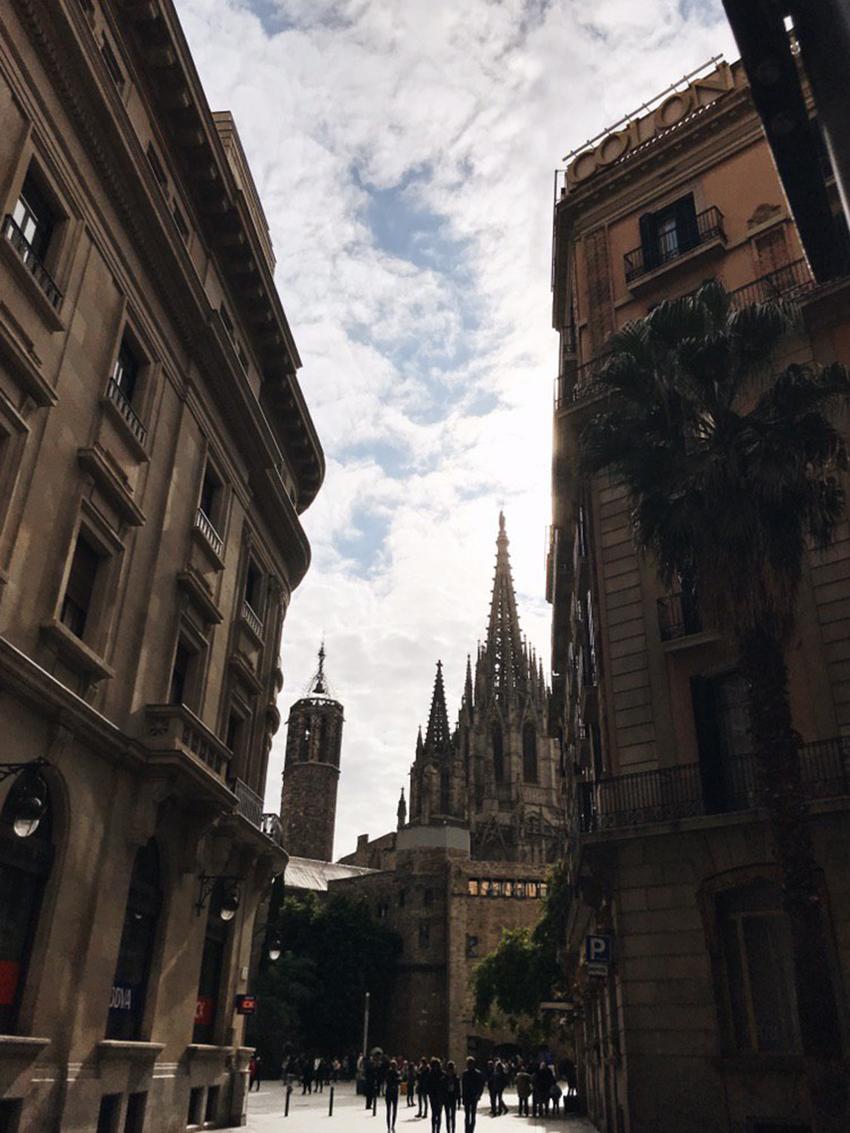 Барселона 3