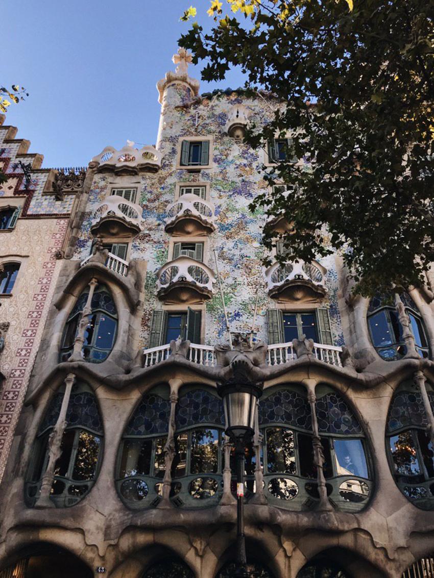 Барселона 7