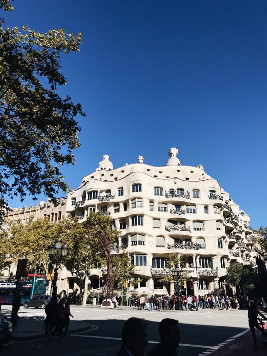 Барселона 8