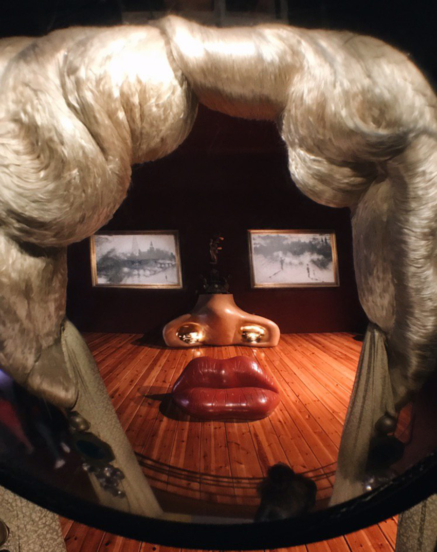 Театр-музей Сальвадора Дали