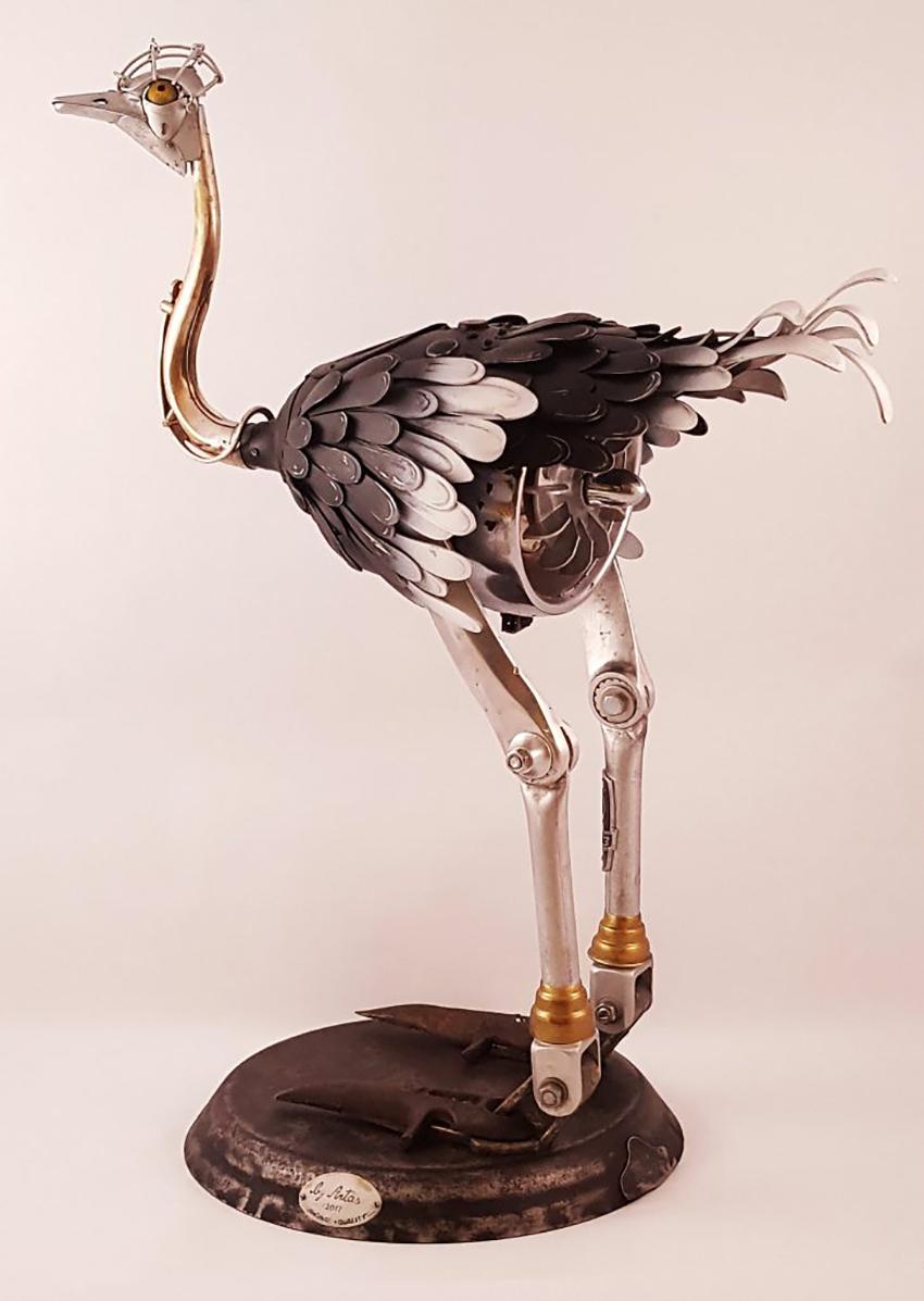 turbo-ostrich