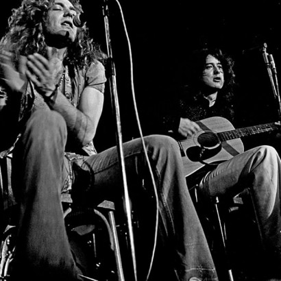 Vans & Led Zeppelin