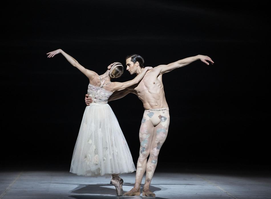 Dior балет