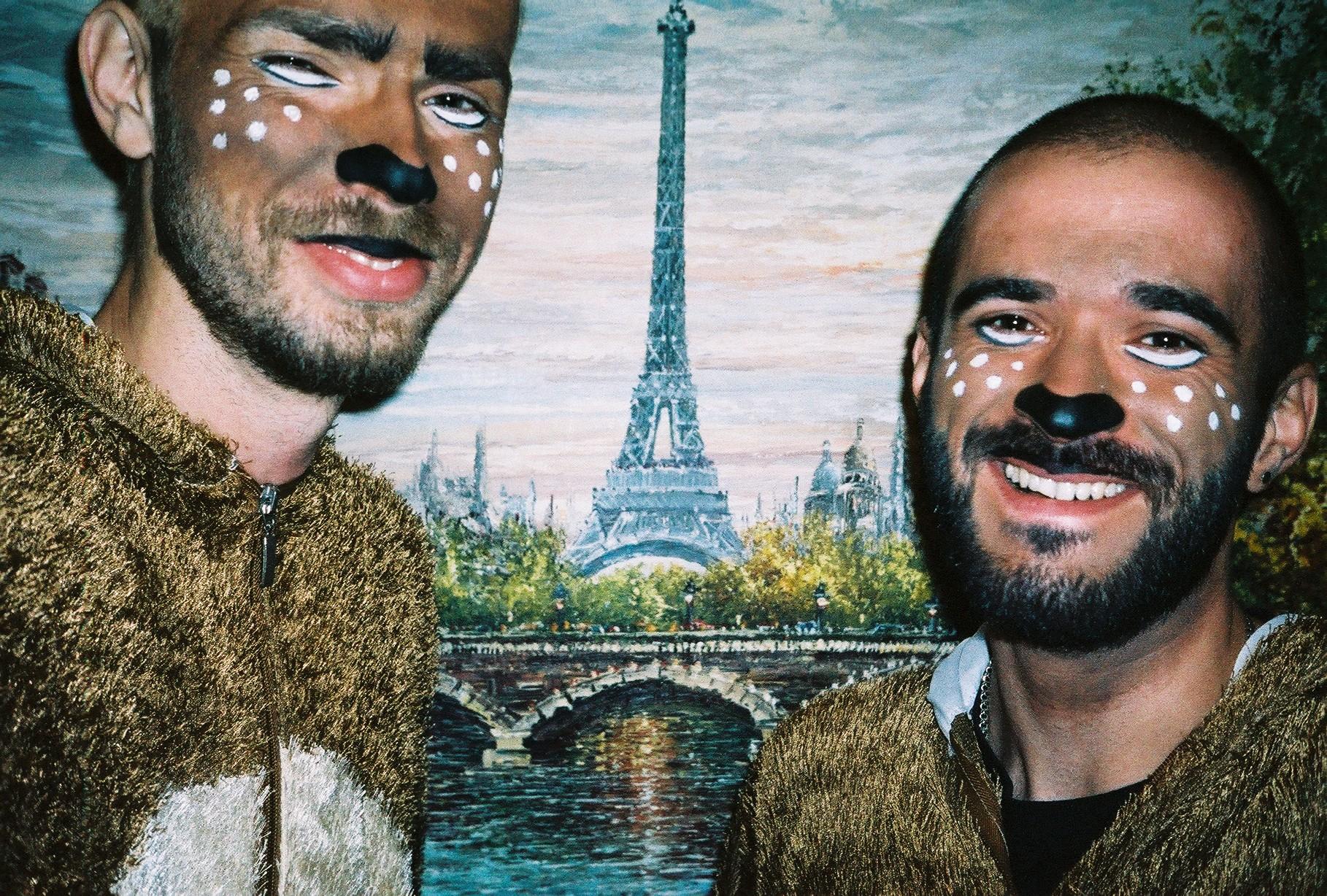 21 З любов'ю з Парижу