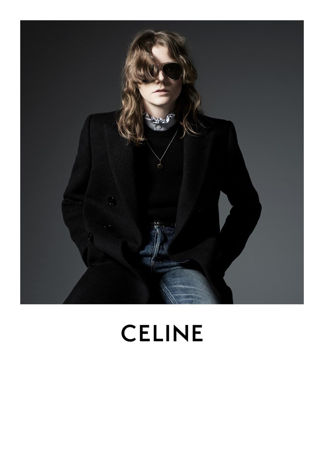 Celine рекламна кампания