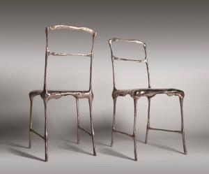 Кризис экономики в переосмысленном дизайне стульев массового производства
