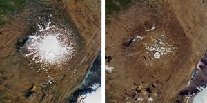 В Исландии официально исчез первый ледник
