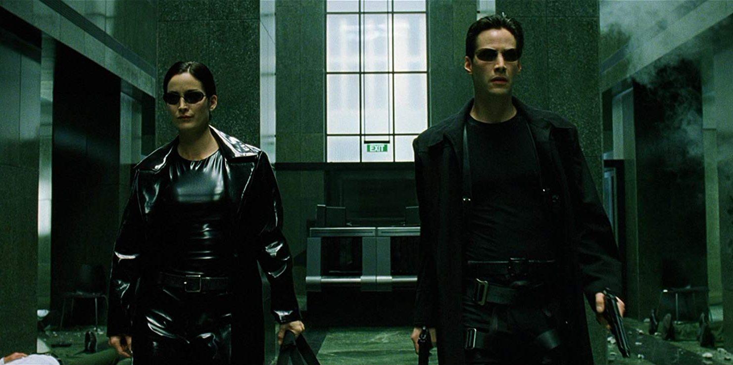 В Берлине остановили съемки четвертой части «Матрицы»