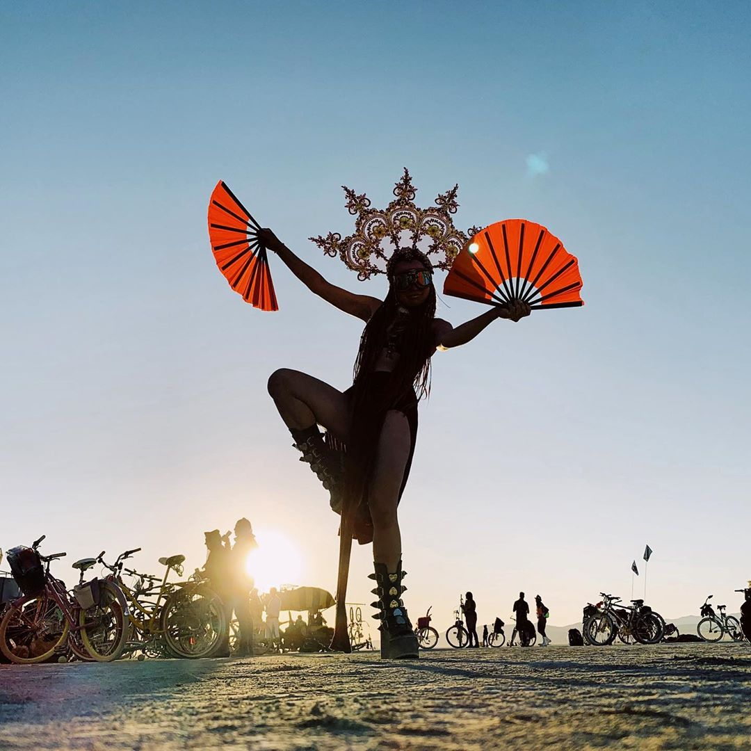 burning man фестиваль