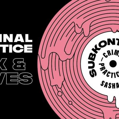 Criminal Practice x Wax & Waves