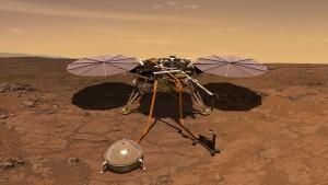 Послушайте запись того, как звучит Марс
