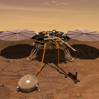 звуки Марса