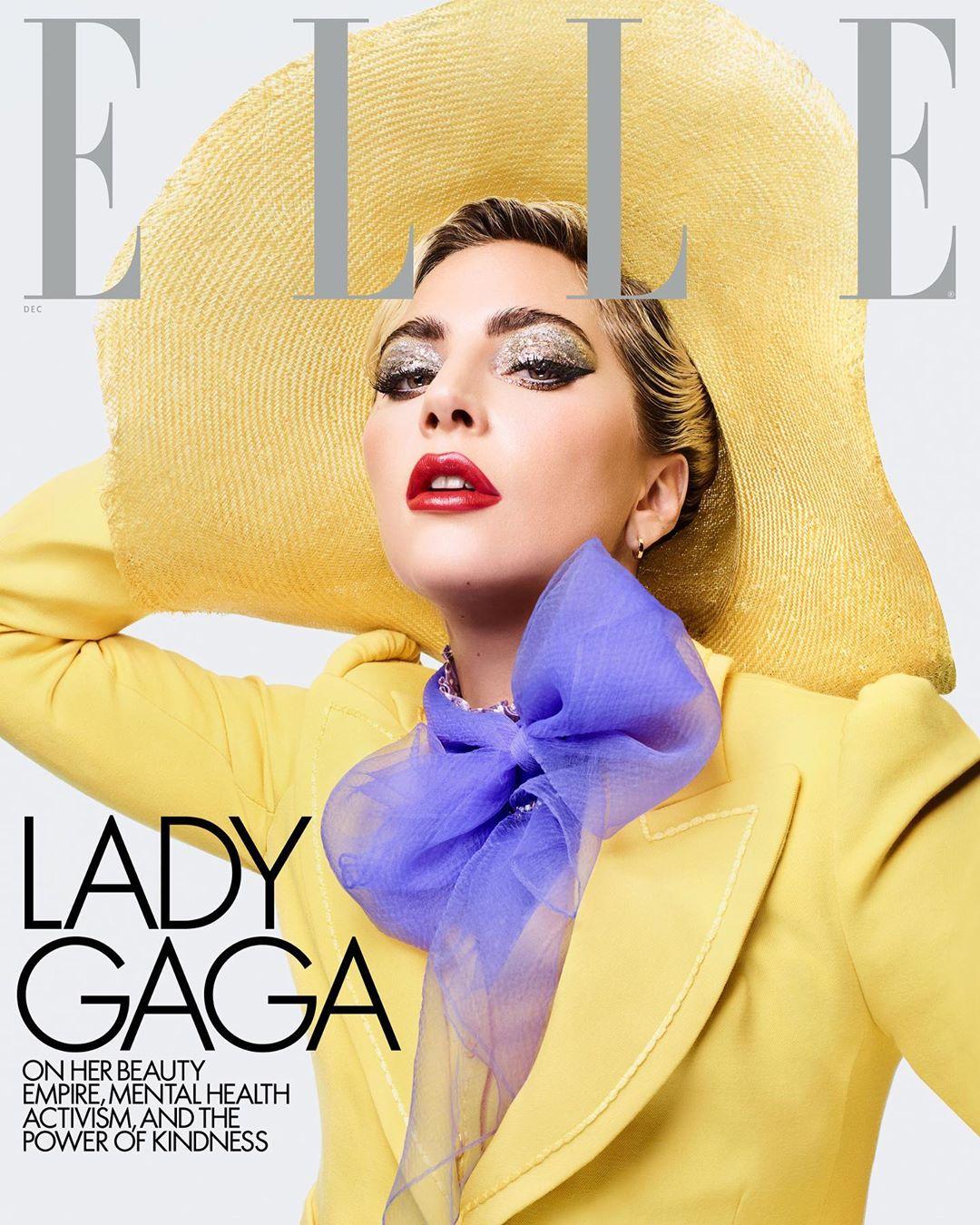 Леди Гага - заглавная