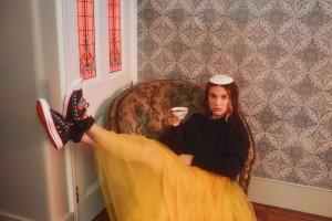 Милли Бобби Браун выпустила коллаборацию с Converse