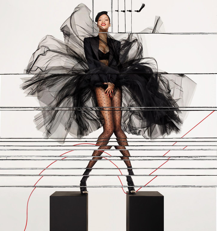 Vogue Paris December 2017 - 4