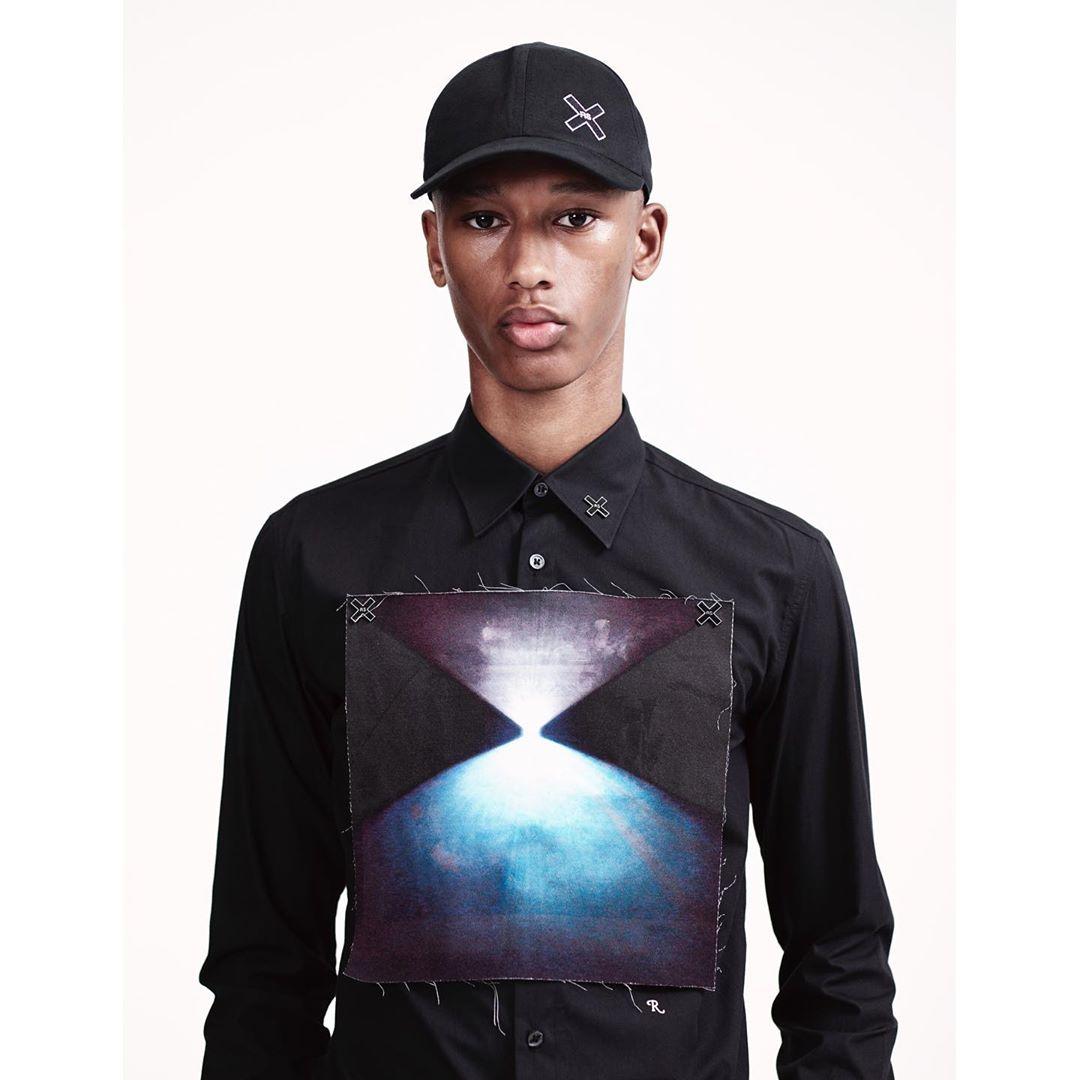 Raf Simons x The xx