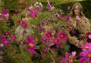 Стелла Маккартни с детьми снялась для обложки американского Vogue